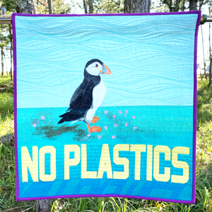 NO PLASTICS~ from Puffin ~
